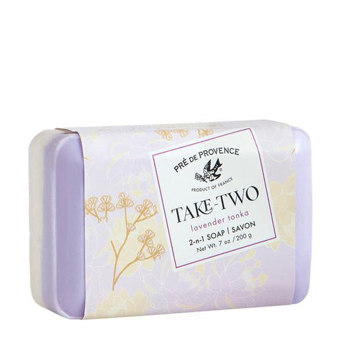 Take Two Soap - Lavender Tonka