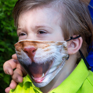 Fun Animal Face Mask