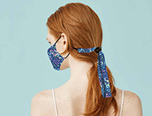 Care Cover Mask Mates Lanyards - Kids and Adult colors
