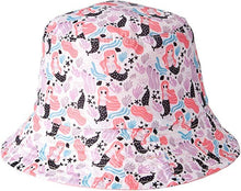 Load image into Gallery viewer, Sun/Rain Kids Hat With 50+ UV Protection