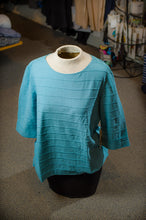 Load image into Gallery viewer, Habitat Tuck Pleat Boatneck Shirt