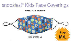 Snoozies Kids Masks / Face Covering children's mask
