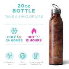 Load image into Gallery viewer, Black Walnut Bottle (20oz)
