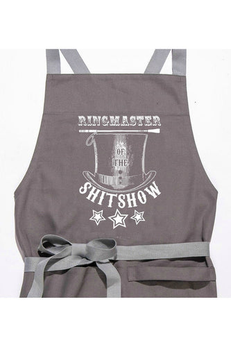 Ring-Master of the Shit Show Apron
