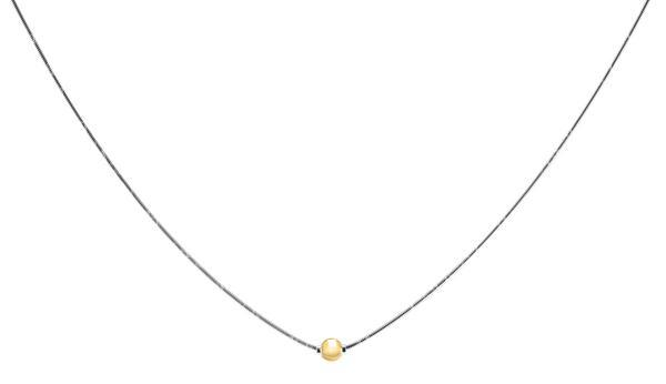 Cape Cod Gold Ball Necklace