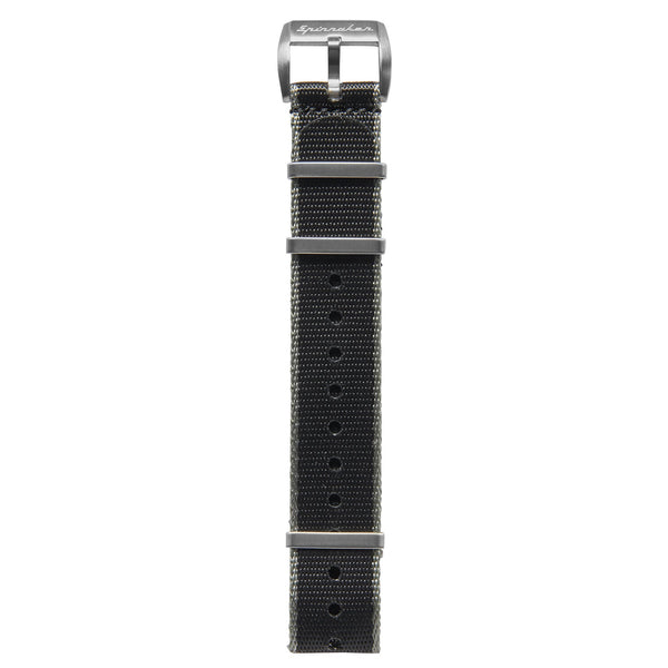 Seatbelt Nylon NATO Strap - 22mm
