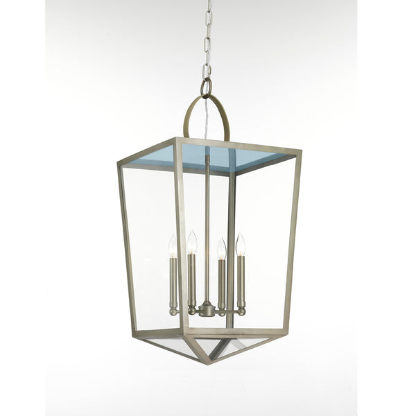 Shearwater Collection Large Pendant Antique Nickel