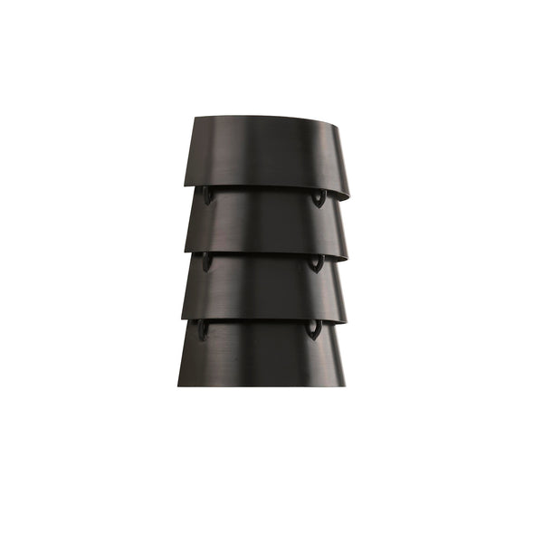 Surfrider Collection Wall Sconce Bronze