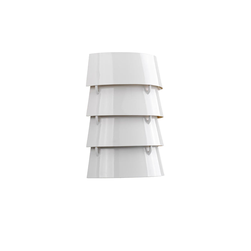 Surfrider Collection Wall Sconce White