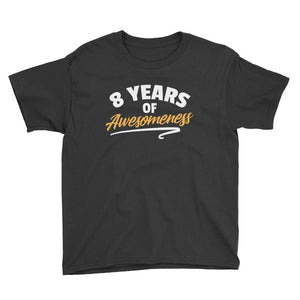 8 Years of Awesomeness