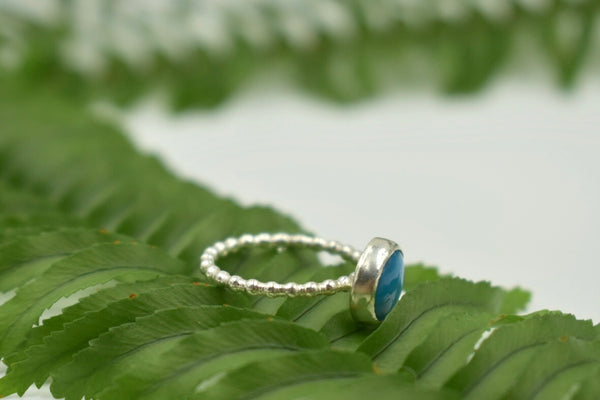 Turquoise Ring 8