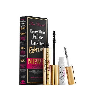 Too Faced Better than False Lashes Extreme Coffret Mascaras