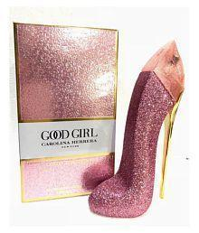 Carolina Herrera Good Girl Collectors Edition Pink Shoe
