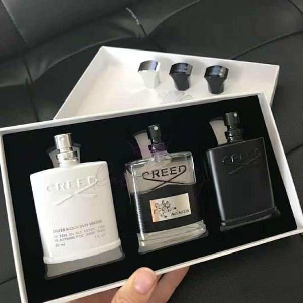 Pack Creed 30 ml X 3