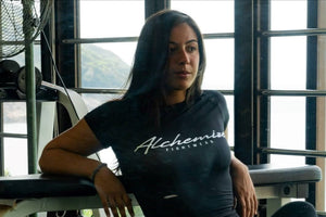 I am embarrassed to admit this...Alchemize Founder on how Jiu Jitsu changed her life