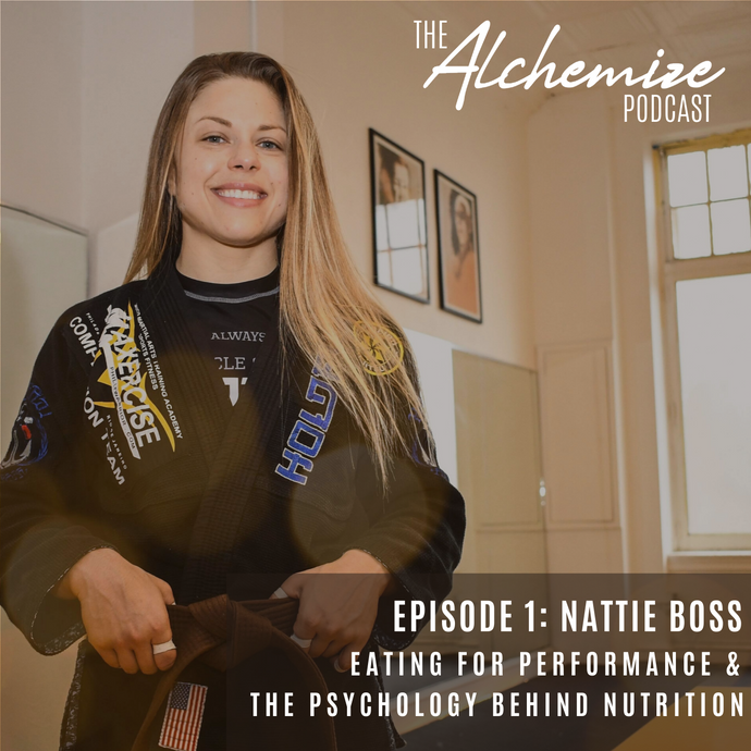 Eating for Performance & the Psychology Behind Nutrition with Nattie Boss
