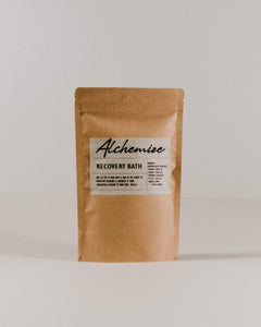 Alchemize Fightwear Sore Muscle Recovery Bath with Rosemary