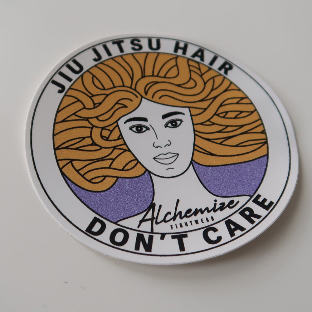 Alchemize Fightwear Sticker Medusa Sticker