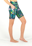 Biker Shorts Jungle