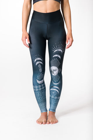 Leggings Blue Moon
