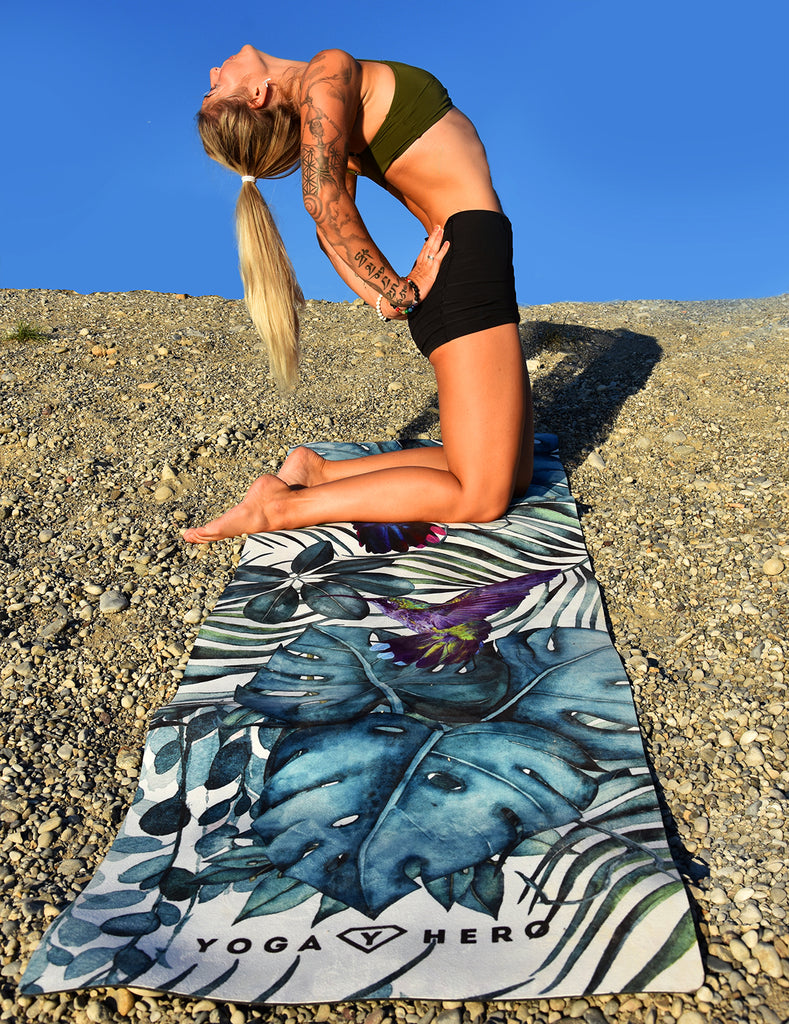 YOGA MAT JUNGLE 3.5mm | YOGAMATTE JUNGLE 3.5mm