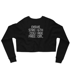 EVOLVE Crop Sweatshirt