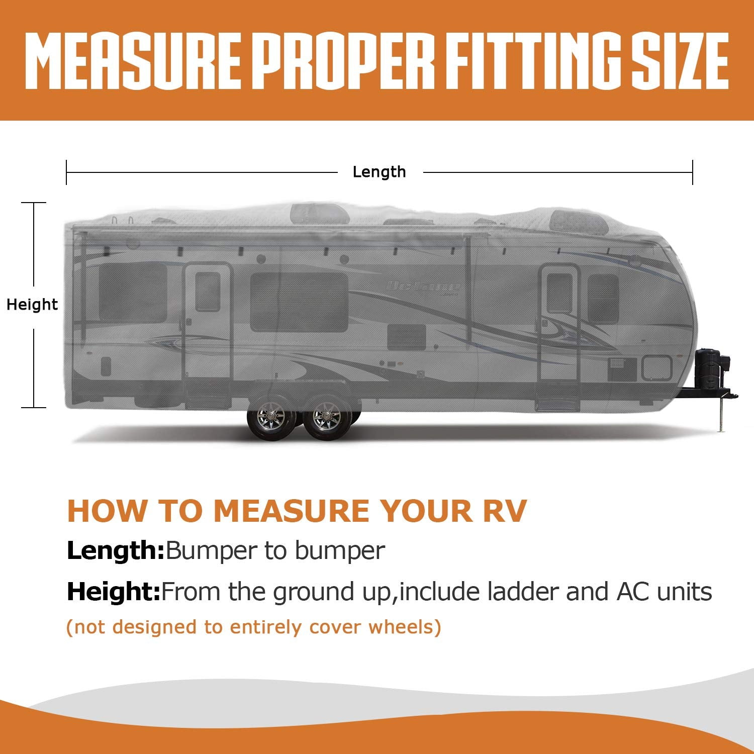 leader accessories measure rv