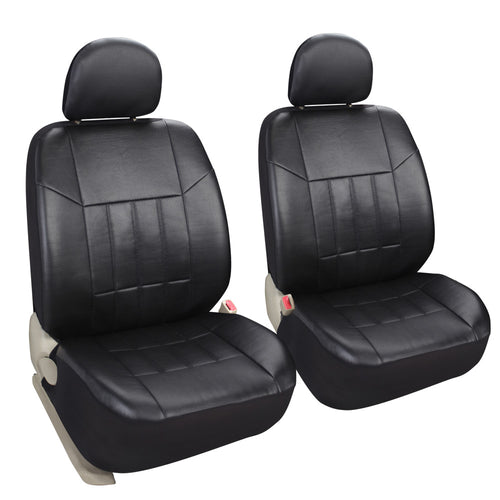 Leather Car Front Seat Covers