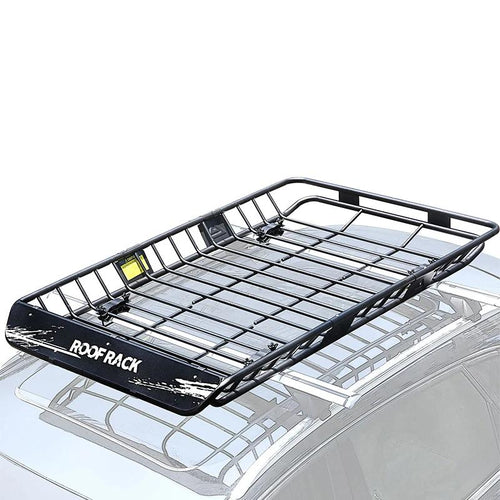 Upgraded Roof Rack