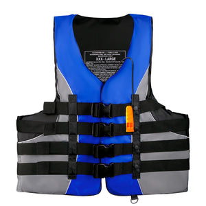 Adult Universal Type III USCG Approved Life Jacket Vest