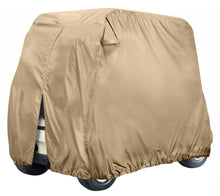 Load image into Gallery viewer, Golf Cart Cover Storage Fit EZ Go, Club Car, Yamaha Cart W Zipper-2 Person/4 Person