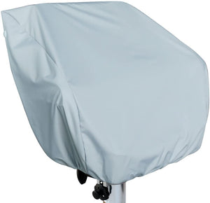 Superior Fabric Helmsman Fishing Chair Cover Grey