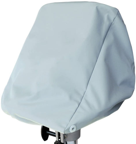 Superior Fabric Folding Boat Seat Cover Grey