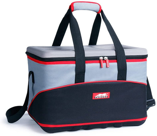 Outdoor Insulated Cooler Bag with Adjustable Shoulder Strap