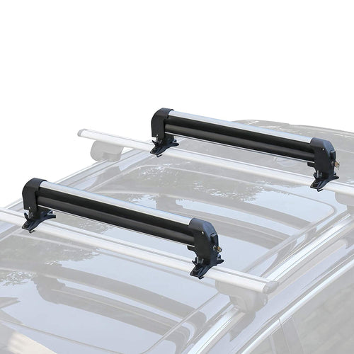 Car Ski Snowboard Roof Racks 2 PCS