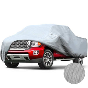 Truck Car Cover 3 Layer Nonwovens GREY