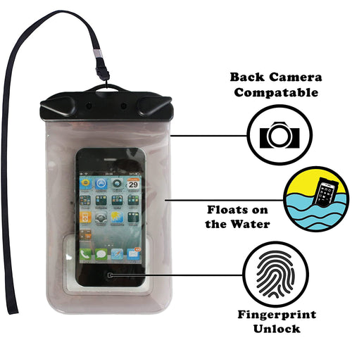 Waterproof Phone Pouch | Universal Ultimate Waterproof Antivirus iPhone Case