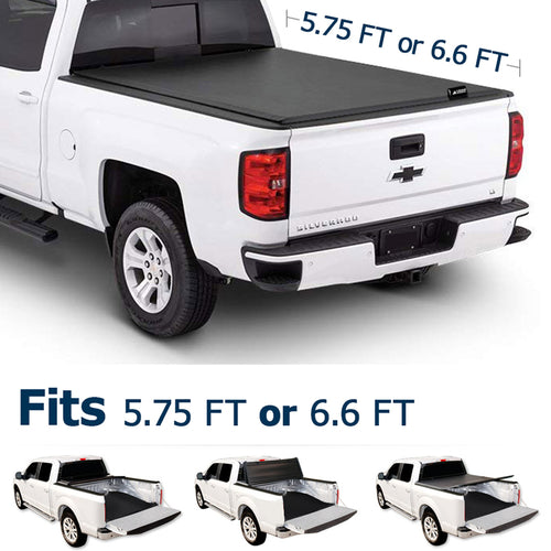 Chevy / GMC 2014-2020 Truck Tonneau Cover