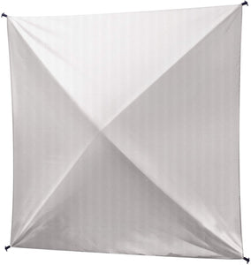 Pop Up Hub Screen House Wind/Sun Panel