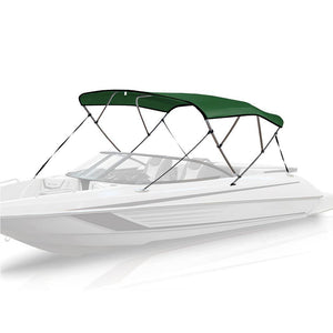 4 Bow Bimini Top FOREST - High Quality Bimini Tops