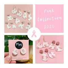 Load image into Gallery viewer, Pink Collection Studs 4 - Med