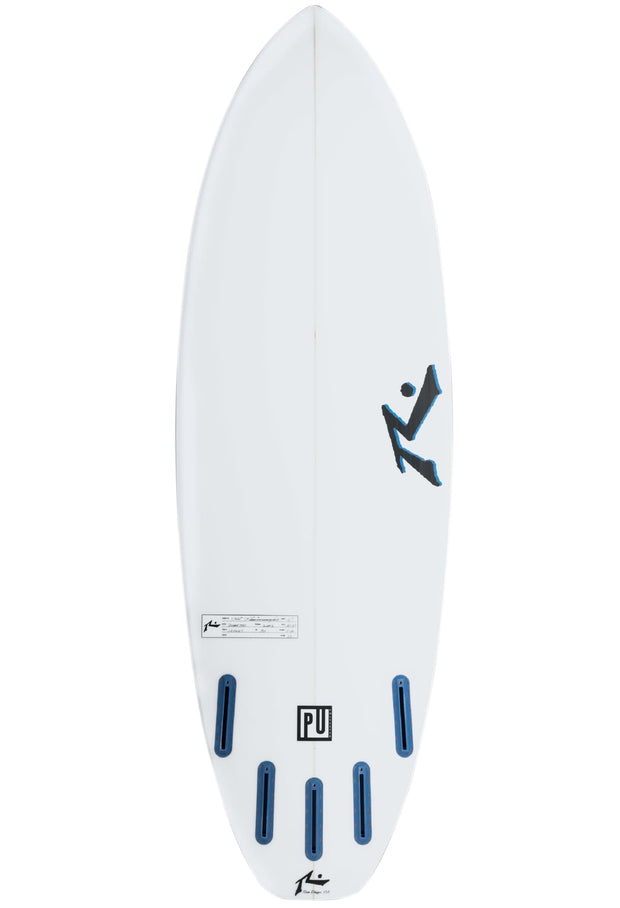 Dwart Too | Surfboards-Rusty Surfboards South Africa