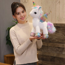 Load image into Gallery viewer, Plush Pegasus Unicorn Available in 3 sizes