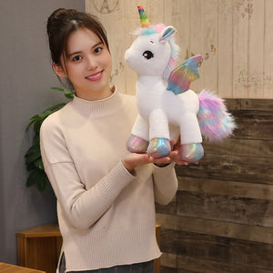 Plush Pegasus Unicorn Available in 3 sizes