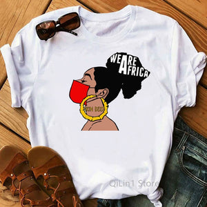 We Are Africa T-shirt