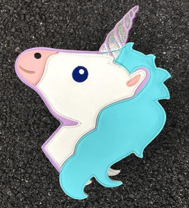 Picture of unicorn handbag available from unicornworldplus.com