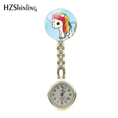 Unicorn Nurses Watch - 9 Designs To Choose From