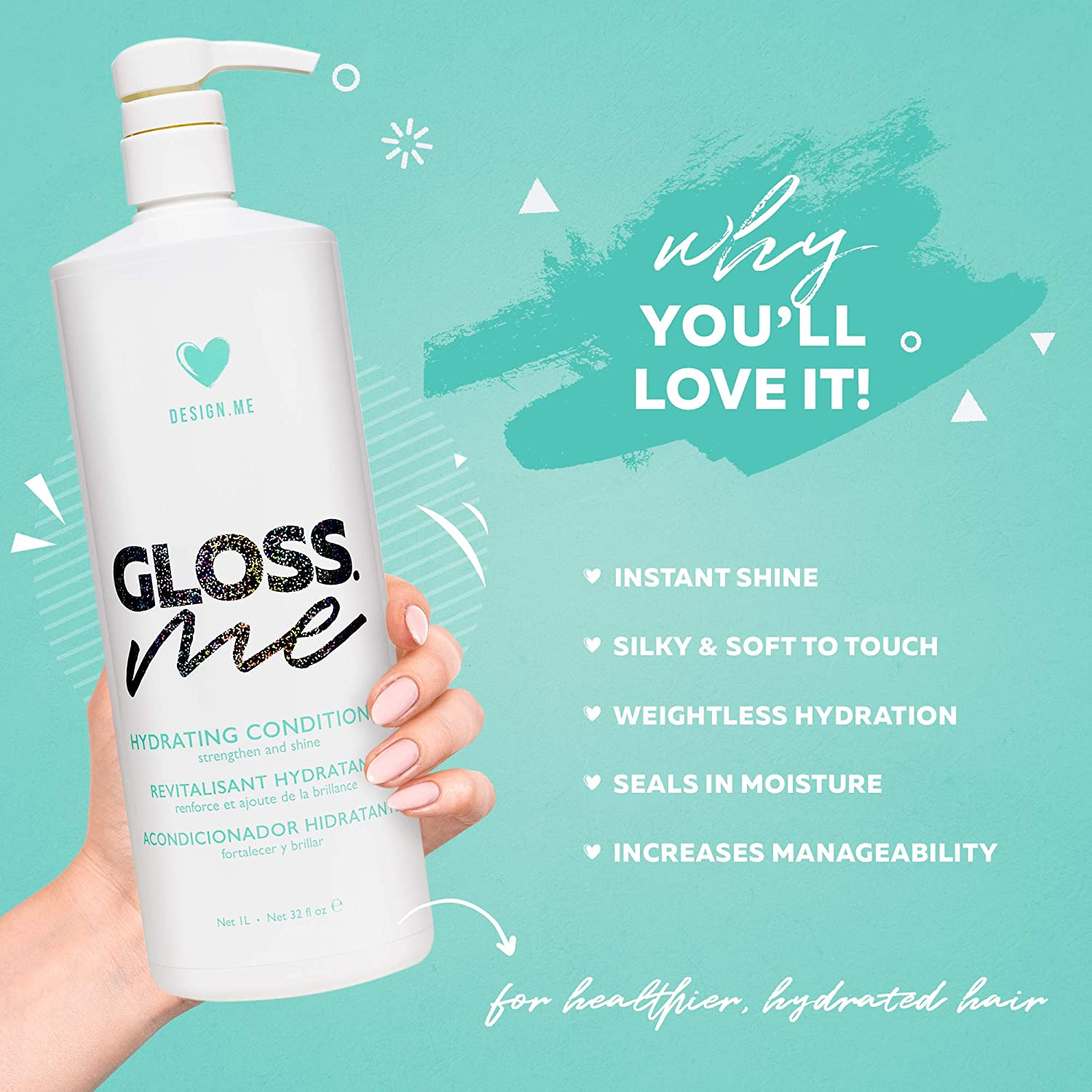 Gloss.ME Hydrating Conditioner