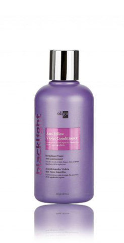 Anti-Yellow Violet Conditioner Blacklight