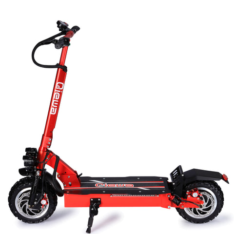 Qiewa Q-POWER Electric Scooter 60V 3200W 1-Year Warranty UPC:778739076435